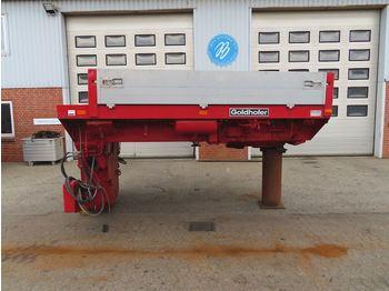 Semitrailer Goldhofer STHP-ET svanehals
