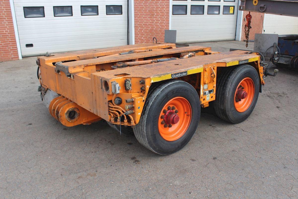 semitrailer Goldhofer THP/ET 2