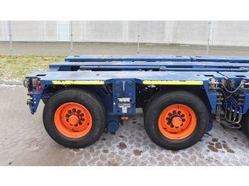 Lavloader semitrailer Goldhofer THP/ET 2