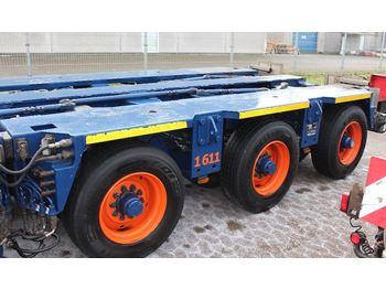 Lavloader semitrailer Goldhofer THP/ET 3