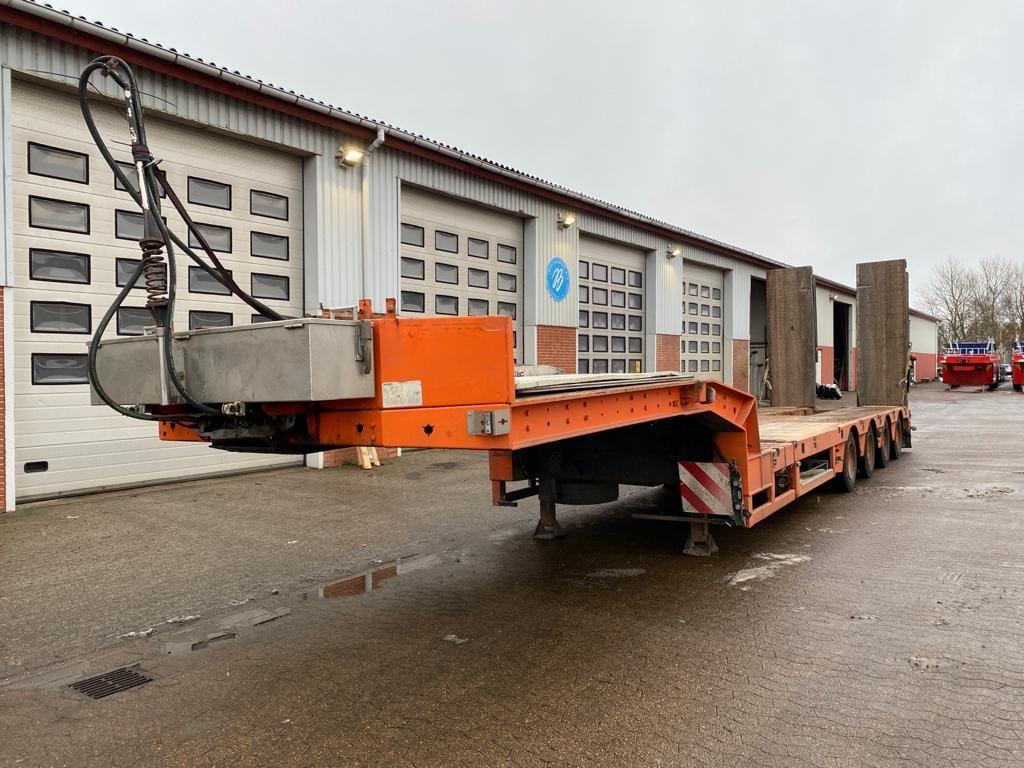 lavloader semitrailer Kel-Berg