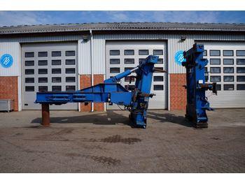 Semitrailer Nicolas Tårnadapter / toweradapter / Turmadapter