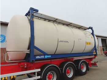 Tank semitrailer CIMC Tankcontainer