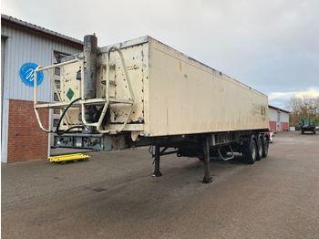 Tipp semitrailer Kel-Berg Tip-trailer